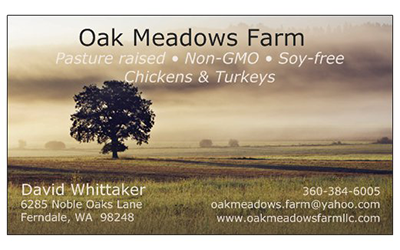 Oak Meadows Farm