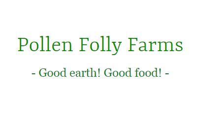 Pollen Folly Farm