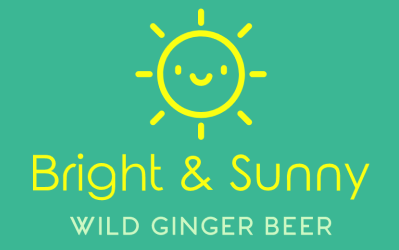 Bright & Sunny Wild Ginger Beer
