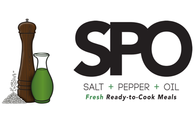 Salt Pepper & Oil