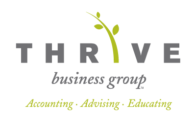 Thrive Business Group: Accounting. Advising. Educating.
