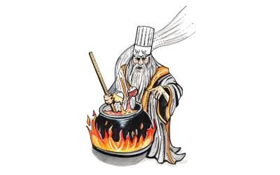 Wandering Wizard Catering