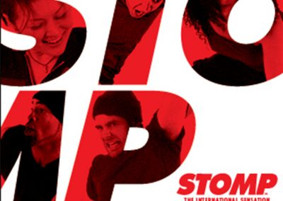 2 Tickets to see STOMP at Mount Baker Theatre January 2019