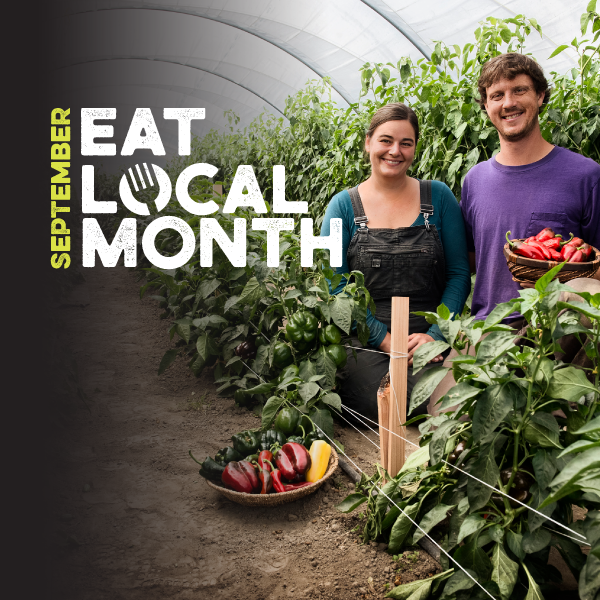 2018 Eat Local Month
