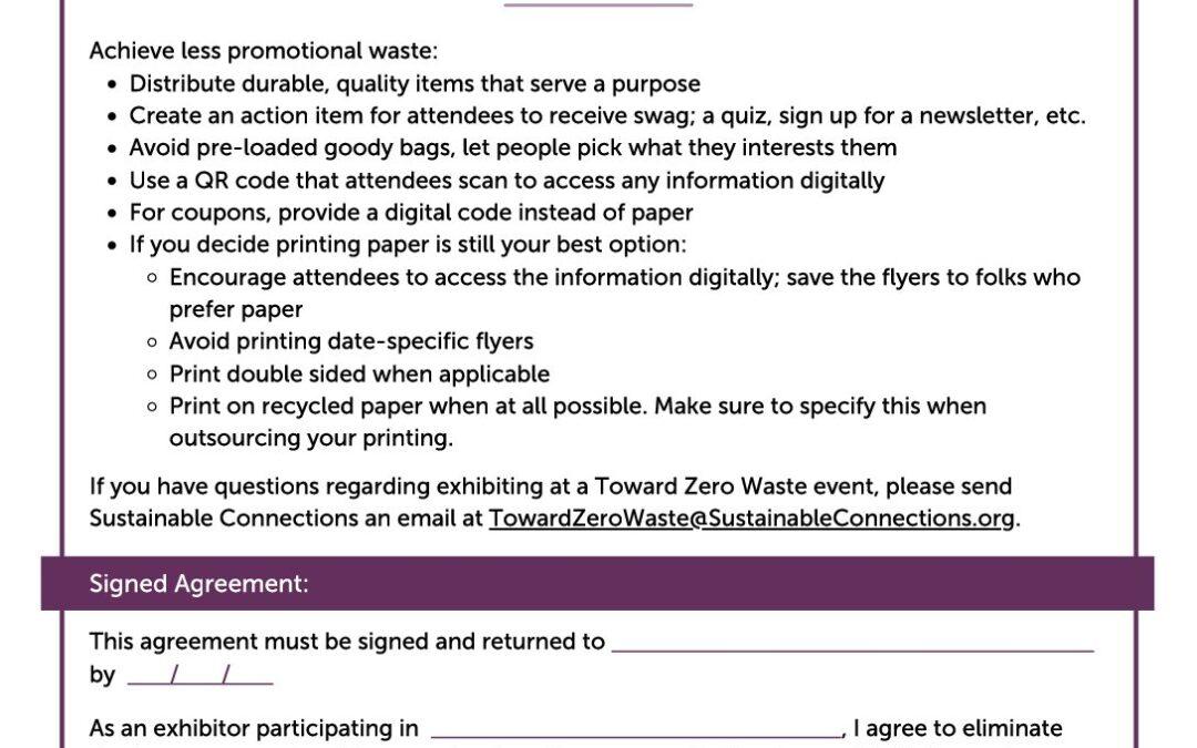 2c. Exhibitor Agreement