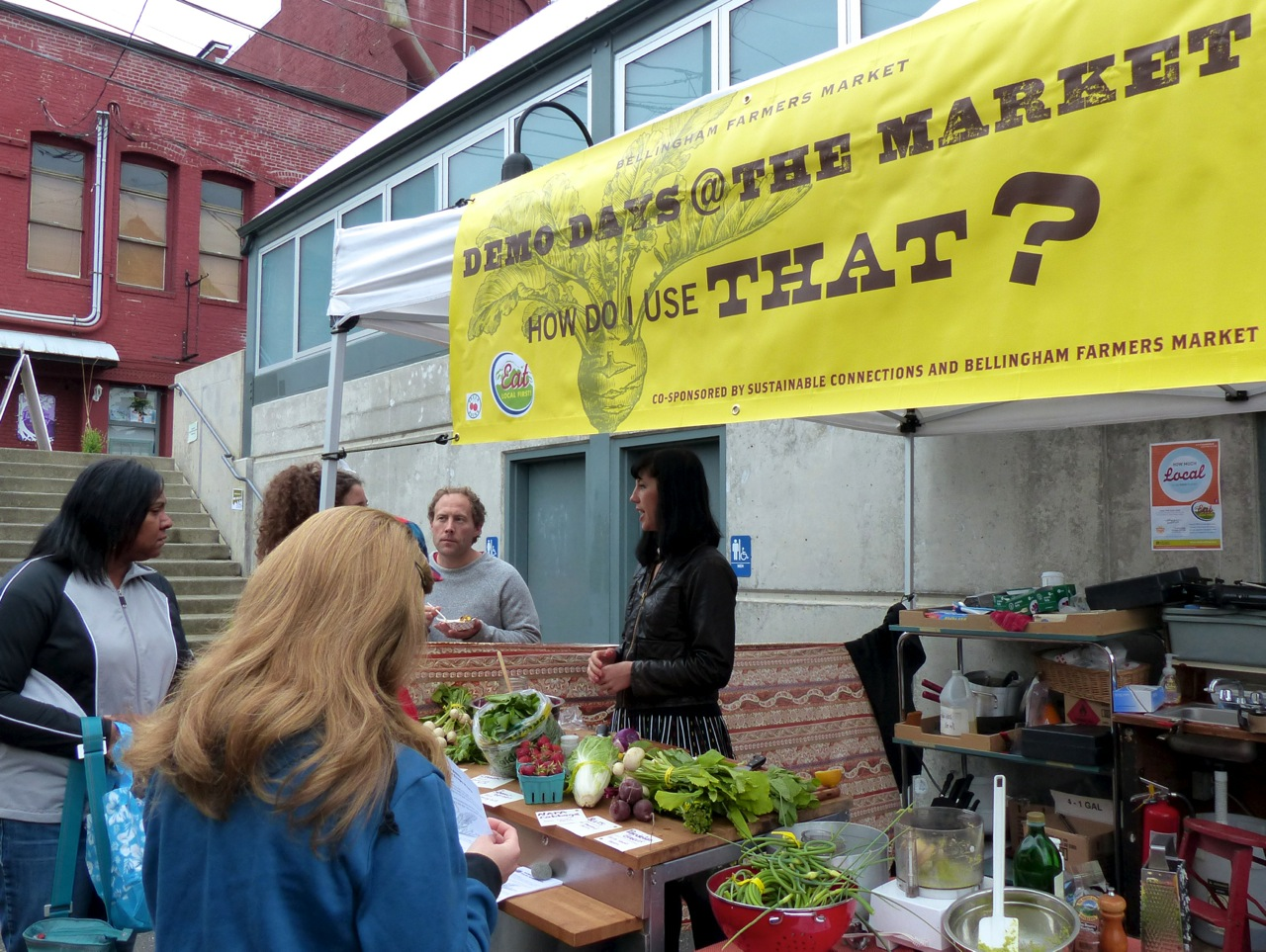 Demo Days at the Market