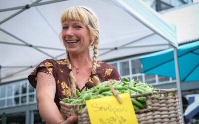 At The Heart of Community, There's a Farmers Market