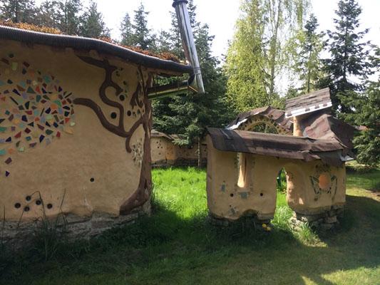 7. Cob Cottage 2