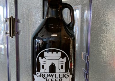 A Growler (or 2) from Growlers Keep