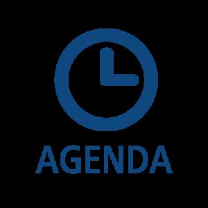 AGENDA-Button