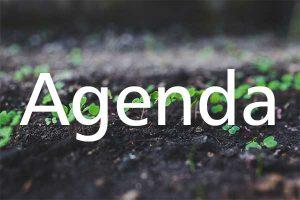Agenda image