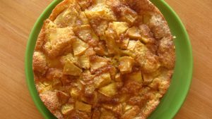 Apple-Pear-Clafouti