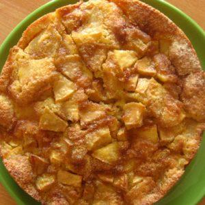 Apple-Pear-Clafouti