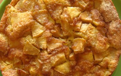 Apple-Pear Clafouti