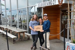 Aslan Brewing Co Sustainability Champion Award