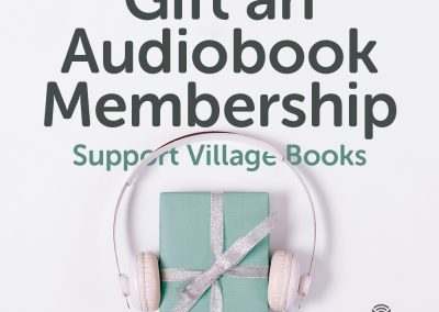 Audiobooks from Village Books