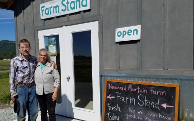 Blanchard Mountain Farm: Good food, great community, healthy ecosystems