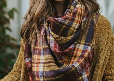 Blanket Scarf from Fringe Boutique