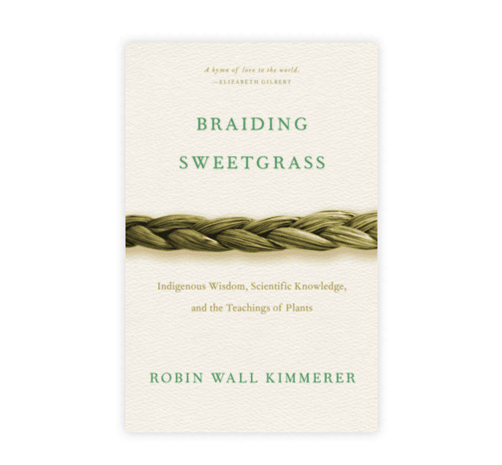 Climate Action Book Club: Braiding Sweetgrass