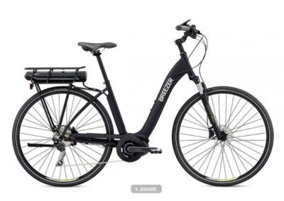 Breezer greenway Electric Bike from Earl's Bike Shop