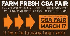 Farm Fresh CSA Fair