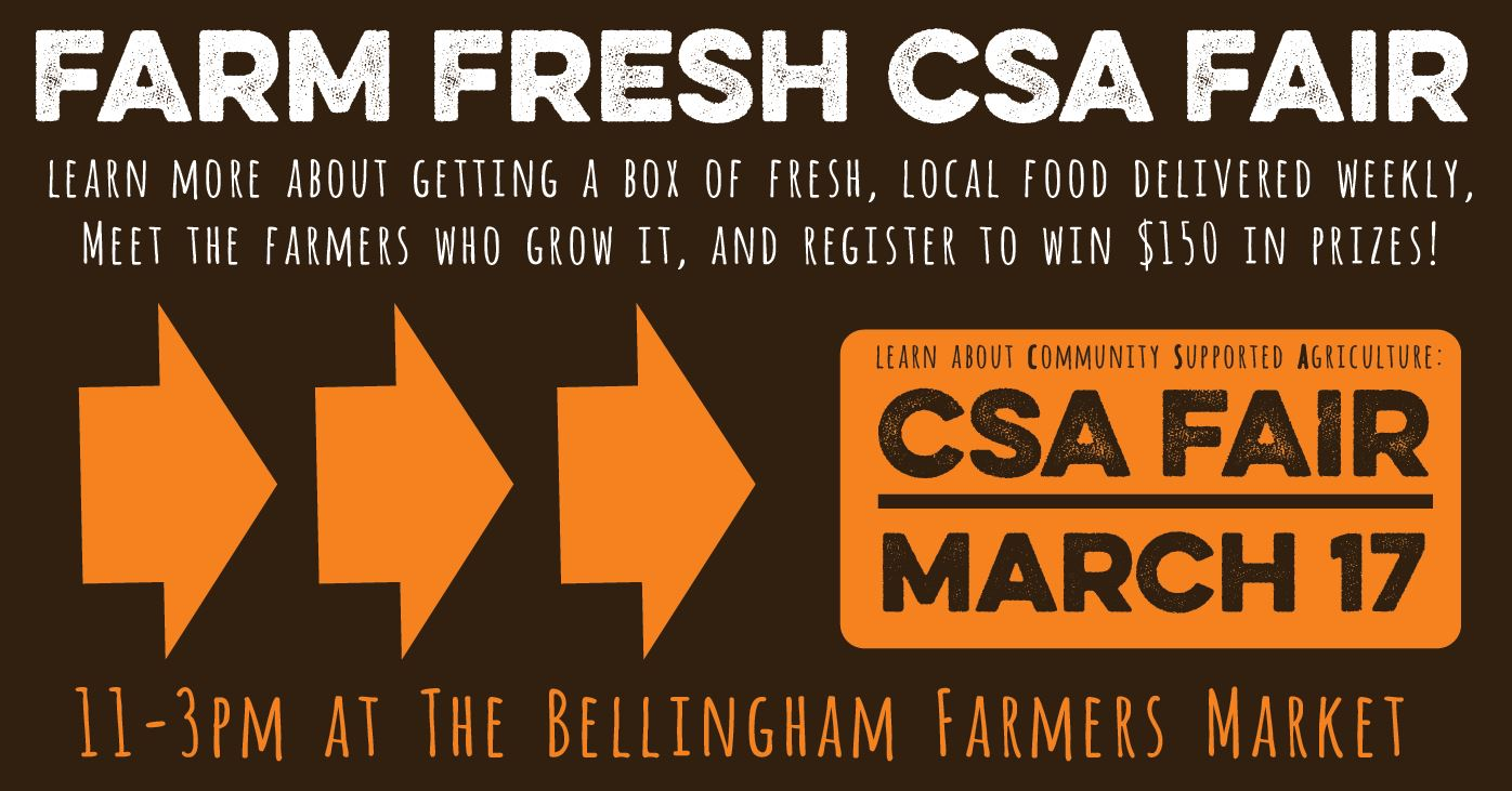 Farm Fresh CSA Fair