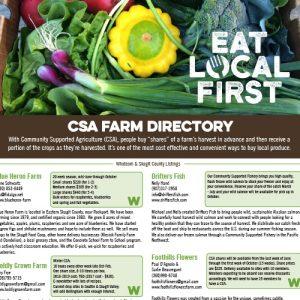 2018 CSA Guide