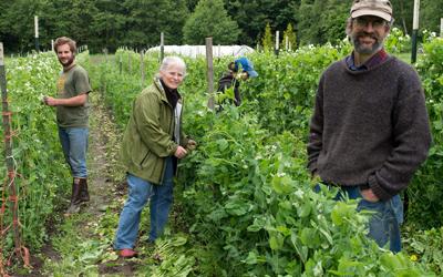 Cedarville Farm: Growing Organically Since 1989