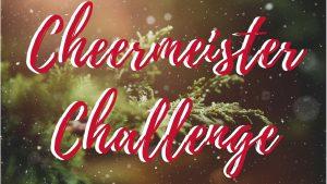 Cheermeister Challenge Header