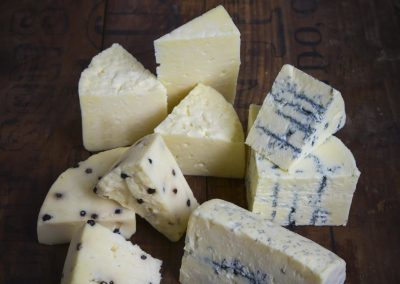 Cheese from Twin Sisters Creamery
