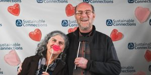 Cheryl and Tom Thornton win the Lifetime Achievement Award
