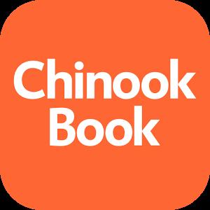 Chinook Book App Badge