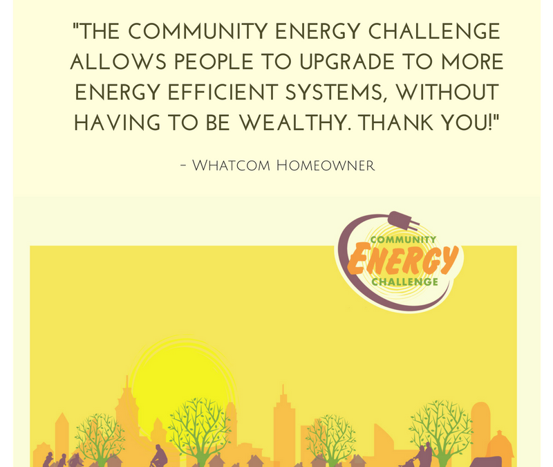 Copy of -This is a really great program. As someone over 65 this made upgrading our home to great energy savings possible. With out it we would not have been able to do this.-