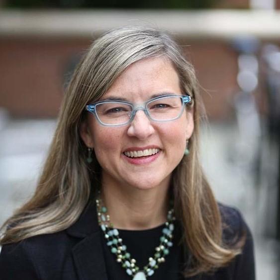 Dr. Jen Otten headshot Farm-to-Table