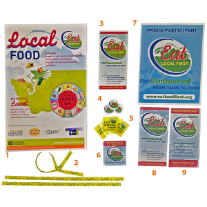 Eat Local First Campaign Materials