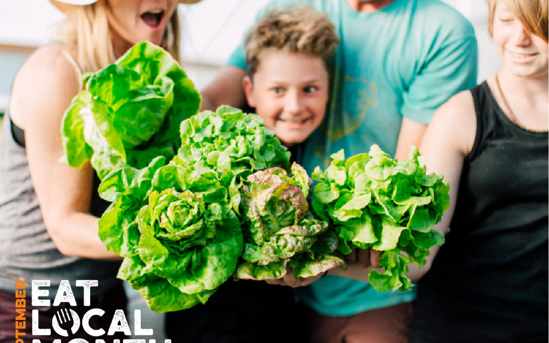 Eat Local Month Highlights Supply Chain Solutions