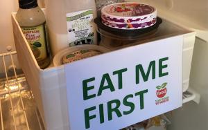 Eat First Fridge Example