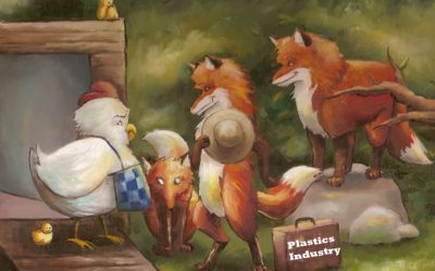 Foxes in the Hen House