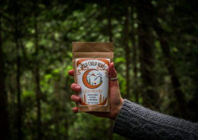 Golden Milk Mix from Wild Child Herbs