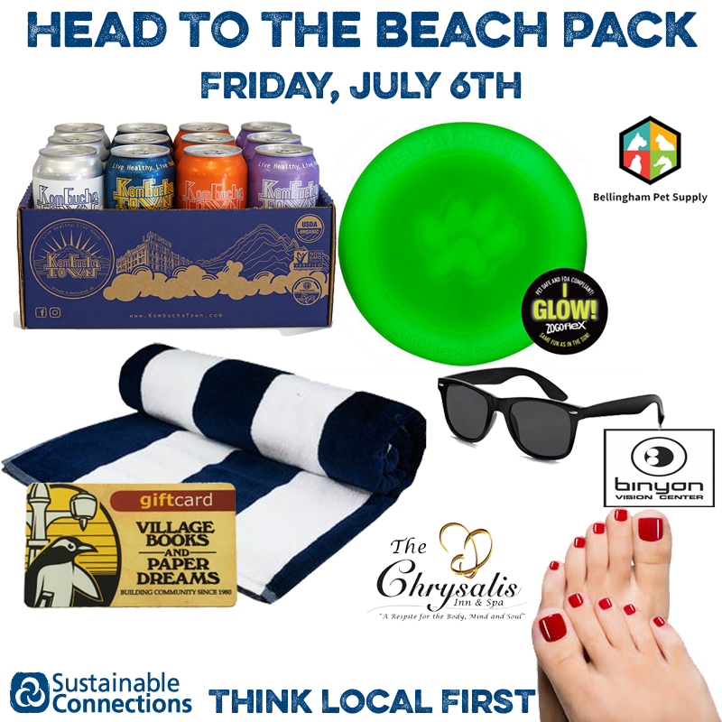 Head to The Beach Pack- Indie Month 2018