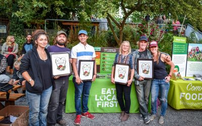 Food to Bank On Farmers Win Award, Program Now Accepting New Applications