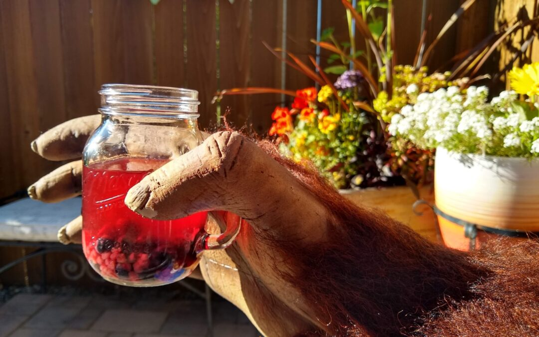 Rose-All-Day Sangria