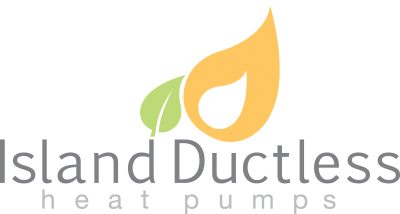 Island Ductless Heat Pumps Logo