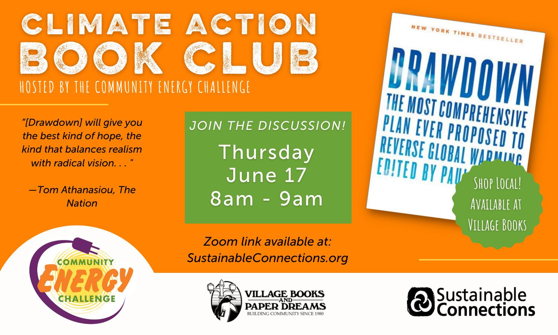 Virtual Climate Action Book Club: Drawdown