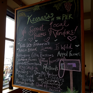 Keenans Speicals Board