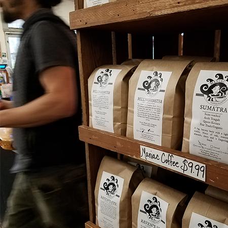 Rome Store Maniac-Coffee