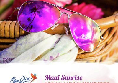 Maui Jim Sunglasses from Binyon Vision Center