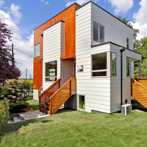 Net Zero Home by Green Canopy Homes