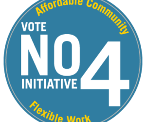 NO on People First Bellingham Initiative #4