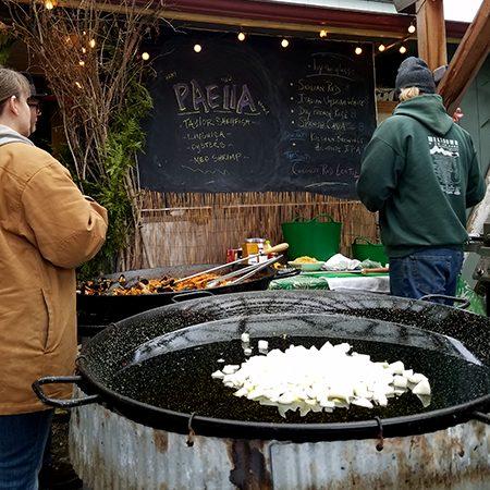 Paellaworks Pan